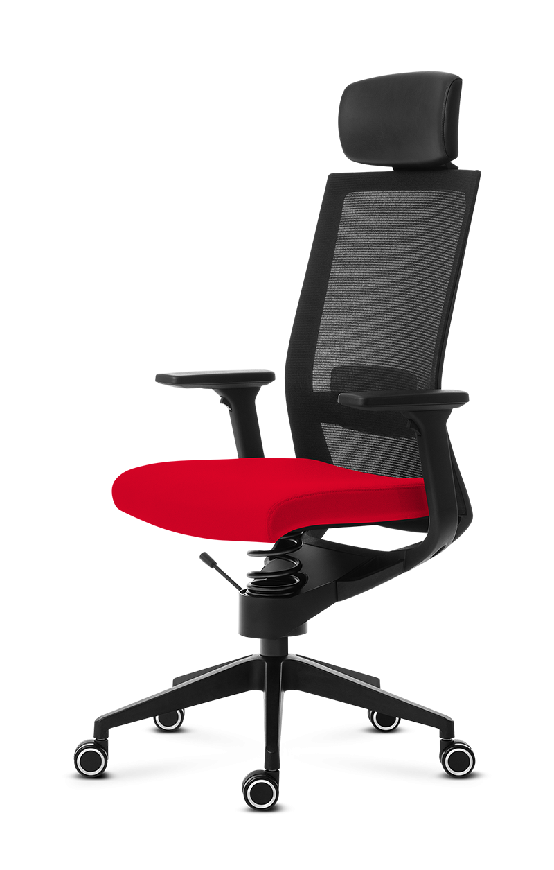 Adaptic Evora Plus Therapeutic chair for healthy active sitting
