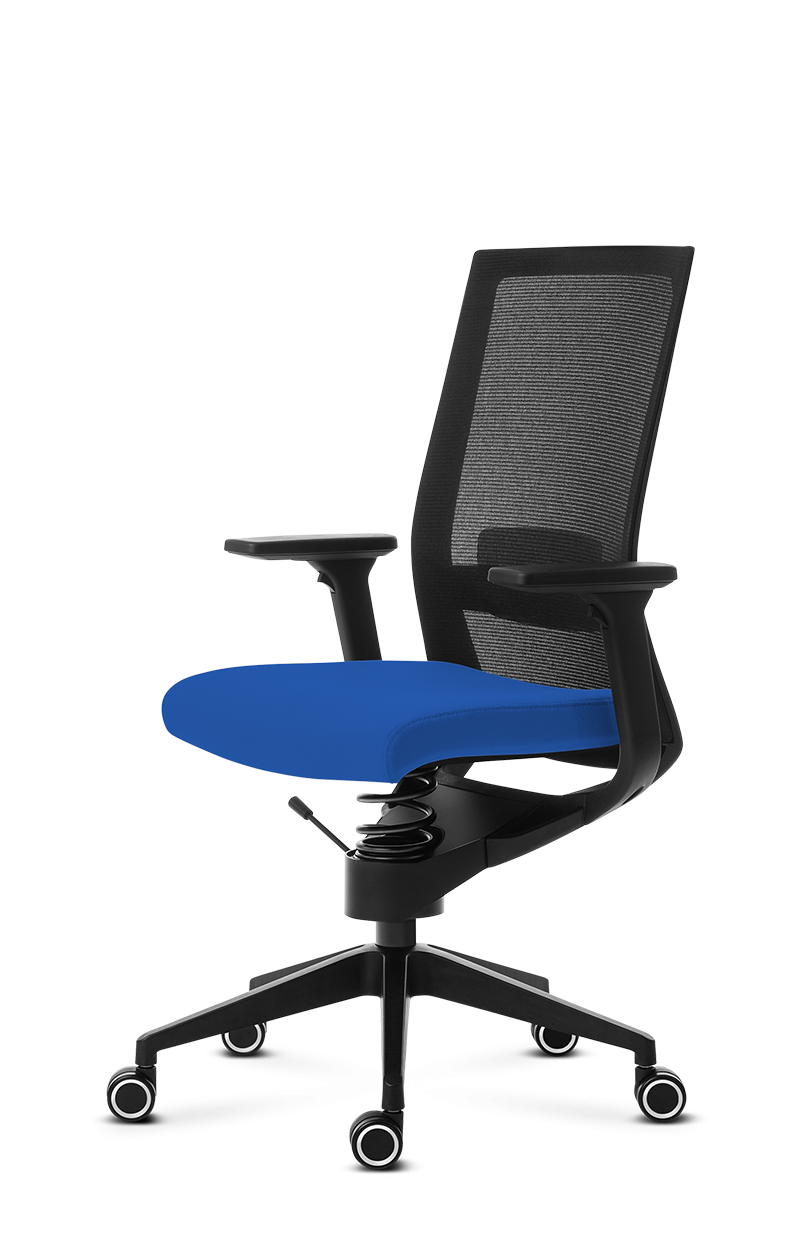 Therapeutic chair Adaptic Evora S for active healthy sitting